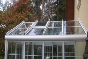 We manufacture house-attached winter gardens, patio covering constructions, modern style gardens made of aluminium profiles, balcony and porch cWe manufacture house-attached winter gardens, patio covering constructions, modern style gardens made of aluminium profiles, balcony and porch covering structures.