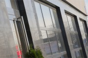 We manufacture patio, balcony, sliding, standard and custom windows. We make windows with standard opening, as well as adjustable, sliding, soundproof, fireproof and a wide range of the aluminium window accessories.