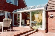 We manufacture house-attached winter gardens, patio covering constructions, modern style gardens made of aluminium profiles, balcony and porch covering structures.